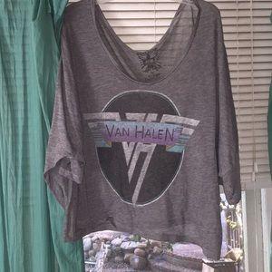 """""""Can Halen"""" Oversized T-Shirt"""